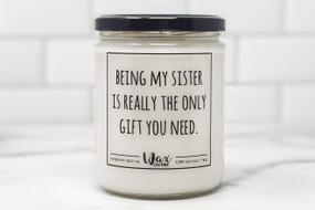 being my sister - jasmine