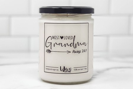 most loved grandma - wisteria