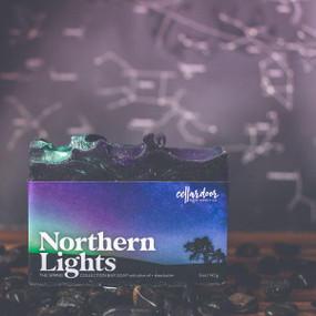 northern lights spring soap