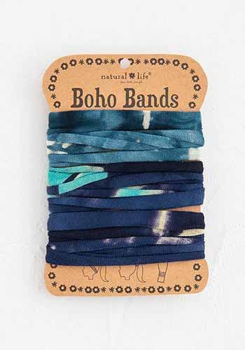 navy boho bands