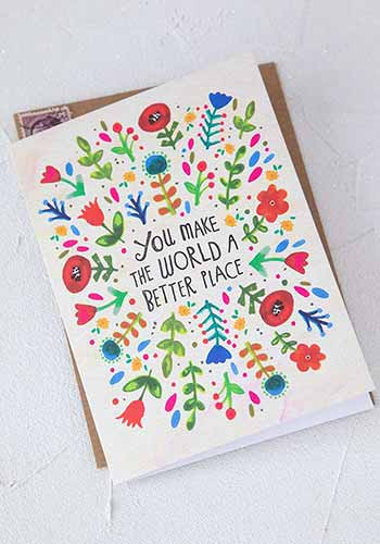 world better place | inspirational