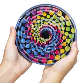 tin ball maze