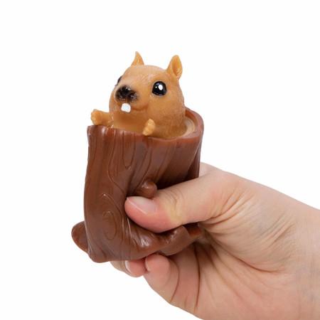squishy squirrel popper