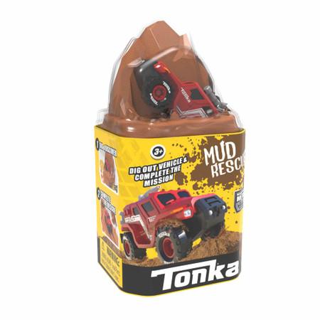 mud rescue tonka truck