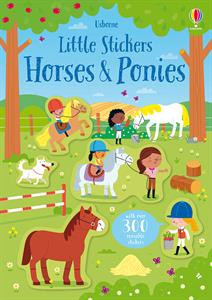 little stickers horses & ponies