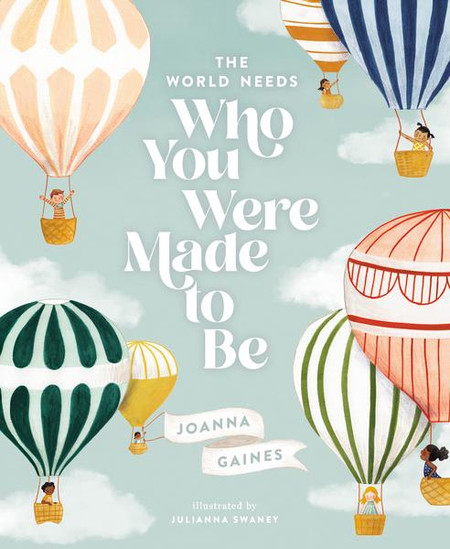 who you were made to be, children's book