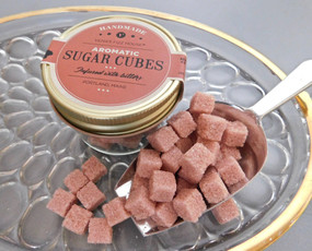 aromatic bitter infused sugar cubes