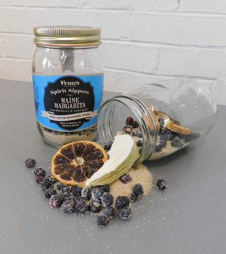 spirit sipper infusion jar - maine margarita