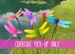 dragonfly stake (assorted)