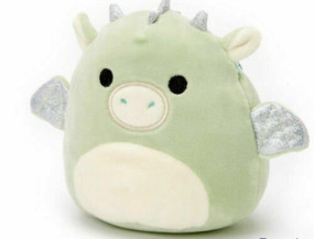 """mythical friends 8"""" squishmallow, drew dragon"""