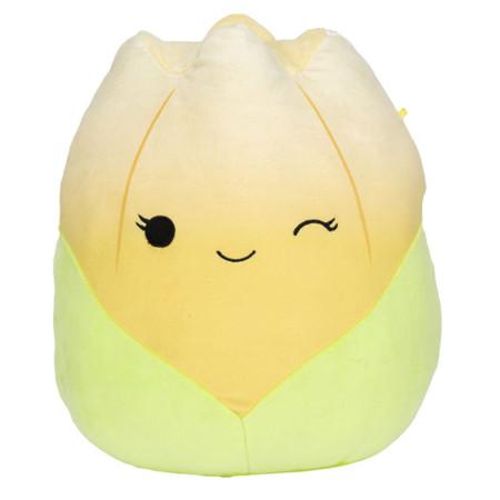 "tulip squishmallow 12"", yellow jeannie"