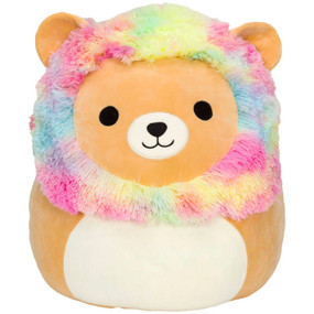 "rainbow lion 12"" squishmallow"