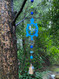 turtle mobile wind chime