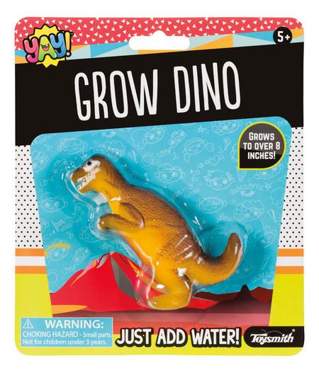 grow dino, bath activity