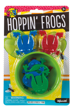hoppin frogs (assorted)