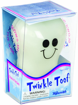 twinkle toof, light up  tooth fairy box