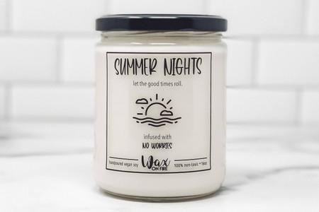 summer nights - sea salt & orchid