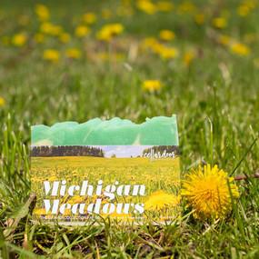 michigan meadows soap
