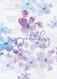 lilac sympathy card