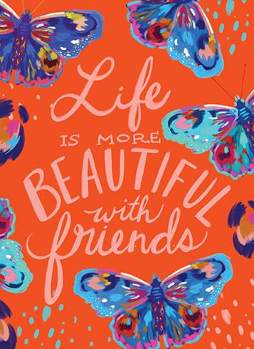 more beautiful friendship