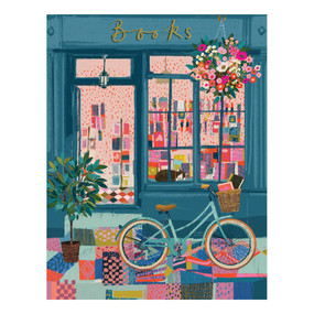 bookstore birthday card