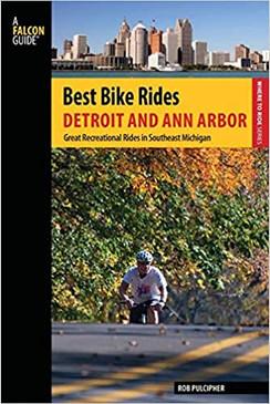 best bike rides detroit and ann arbor