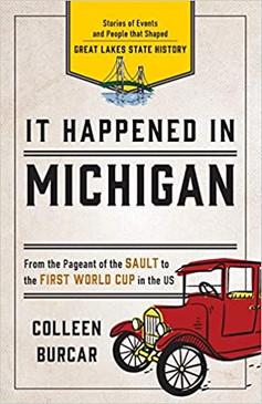 It happened in michigan book, history