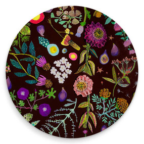 wildflower coaster, fig tree