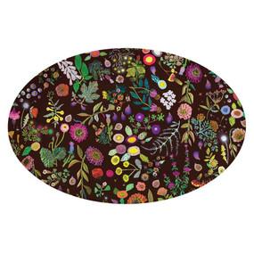 fig tree garden platter