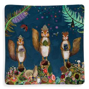 squirrel royale dish