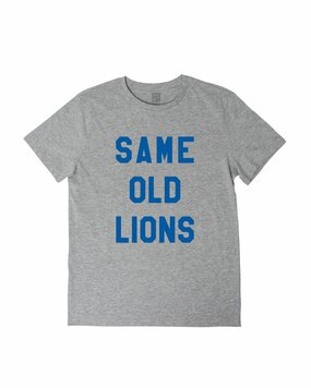 same old lions t-shirt