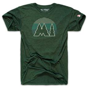 michigan tree t-shirt