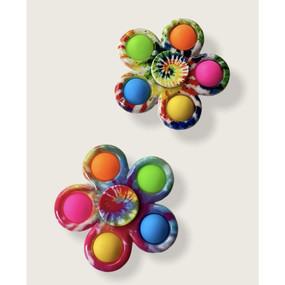 pop fidget flower spinner