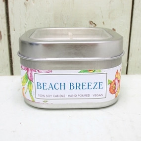 4 oz beach breeze candle