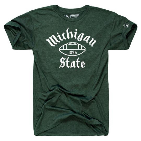 MSU 1896 football t-shirt (unisex)