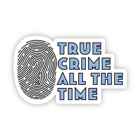 true crime sticker