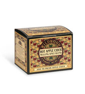 hot apple cider spice teabags