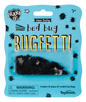 bed bug prank toy