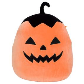 "halloween squishmallows 12"", scary pumpkin"