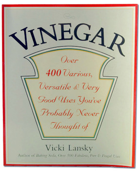 400 four hundred uses for vinegar book