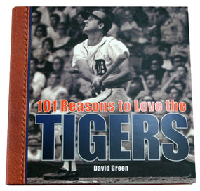 101 reasons to love the tigers book