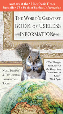 Book of Useless Info World