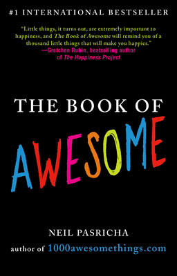 the book of awesome gift for person that has everything