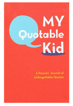 my quotable kid  book