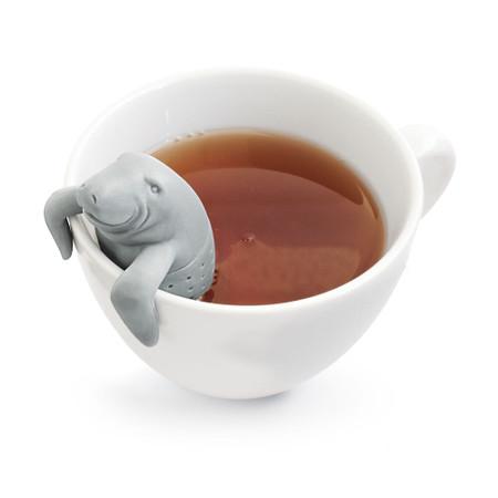 manatea silicone tea infuser