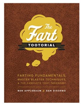 fart tootorial book funny humorous hilarious book for guys dad fathers day
