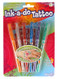 ink a doo tattoo pen set removable washable kids