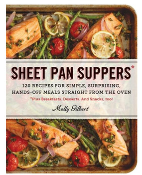 sheet pan suppers recipe book gift for cook mom friend cook book