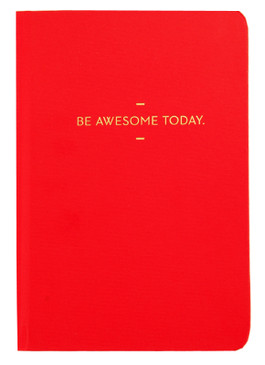 be awesome today journal diary book gift for mom teen girl mom