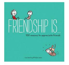 friendship is book cute sentimental gift for best friend girlfriend